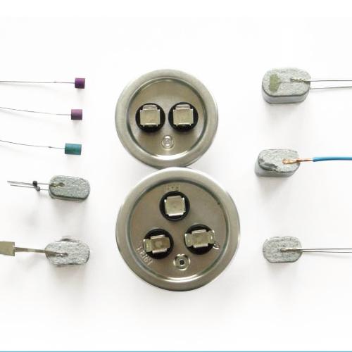 電容器點焊樣品