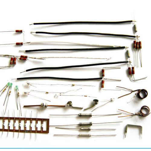 線束點焊樣品